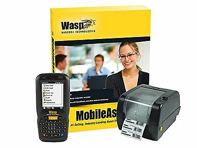 MobileAsset Professional Edition - Box pack - 5 users - Win - with Wasp DT60 ...