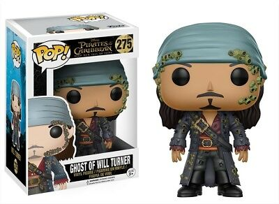 Funko - POP Disney: Pirates of The Caribbean - Ghost of Will Turner