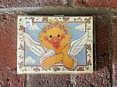 Sweet Vintage Suzy's Zoo Note Cards Set Of 8 Matching With Envelopes 1995