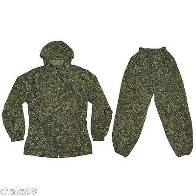 Russian Army Spetsnaz KZM DIGITAL FLORA Camo Disguise Suit Jacket & Pants 46-62