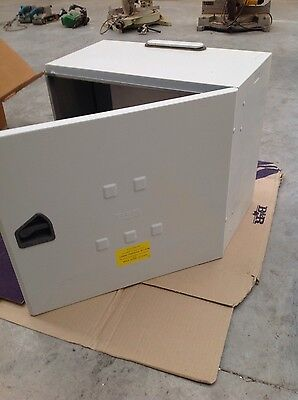 electrical meter box