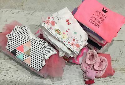 baby girl bulk clothing  nb 000 00 25  items