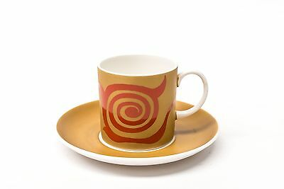 Susie Cooper Wedgwood - Nebula Cup & Saucer Duo(s)