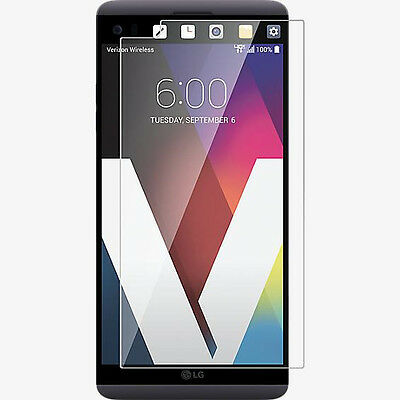 LG V20 Shatter Proof Premium Tempered Glass Screen Protector from Canada