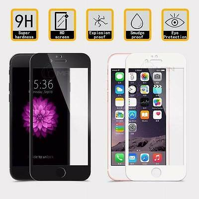3D Curved Full Coverage Tempered Glass Screen Protector for iPhone 6 6s 7 plus