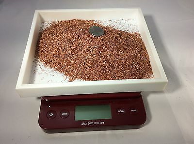 2.5 lbs. Extra Fine .999% Pure Copper Alloy or Orgone/Orgonite Supplies