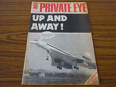 Private Eye Magazine: No.368: 23rd Jan 1976: Up and Away!