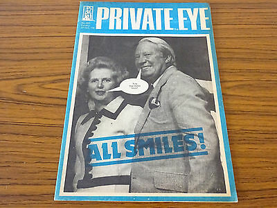 Private Eye Magazine: No.361 17th Oct. 1975: All Smiles