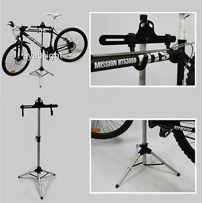 Novel Aluminium Bike Bicycle Cycle Maintenance Mechanic Repair Stand Workstand S
