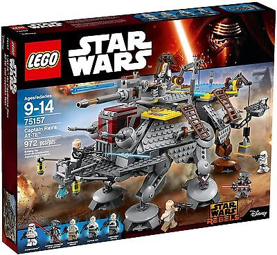 LEGO 75157 Star Wars Captain Rex's AT-TE - Brand New Sealed