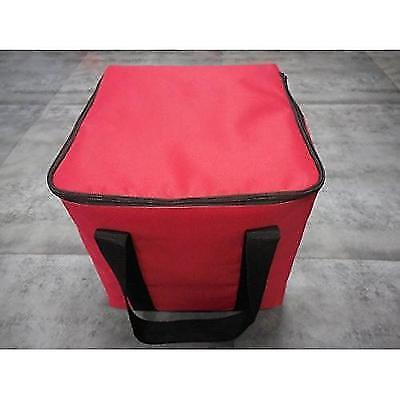 Insulated Food Delivery Bag - 12 x 12 x 12 New