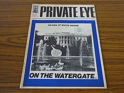 Private Eye Magazine: No.297: 4th May 1973: Drama at White House