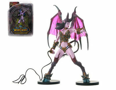 DC WOW World of Warcraft Series 4 Amberlash (Succubus Demon) toy action Figure