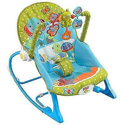 Fisher-Price Infant-To-Toddler Rocker New
