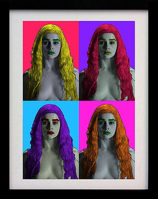 Game Of Thrones Khaleesi Pop Art A3 Poster Print - Limited Edition Of 100