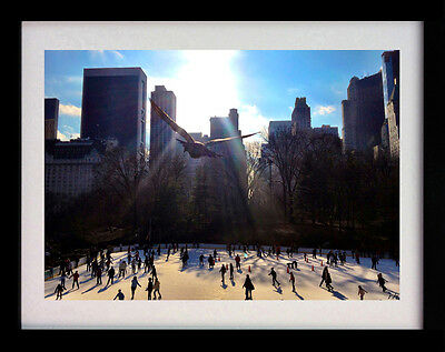 New York Central Park A3 Wall Art Poster Print - Limited Edition Of 100