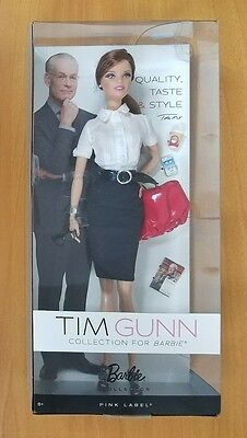 2012 Tim Gunn Pink Label Collection for Barbie Doll 2