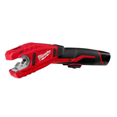 Milwaukee M12 12V Li-Ion Copper Tubing Cutter(1 Battery) 2471-21 New