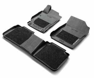 2015 - 2017  Toyota Camry  3 Pc Oem All Weather Floors Mats - Pt908-03155-20