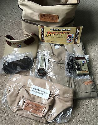1989 Pepsi Cola INDIANA JONES and The Last Crusade Complete Promotional Kit RARE
