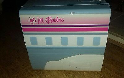 barbie party plane and ship. 2 in 1 jet /cruise set