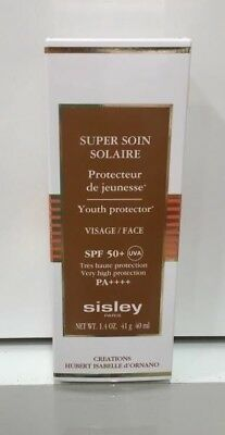 Neu Sisley Super Soin Solaire Youth Protector Face Spf 50 + , 40 Ml