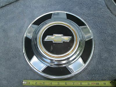Chevy Truck 73- 87 Dog Dish Hubcaps 10.75 in