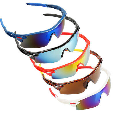 Sports Sunglasses Cycling Glasses Bike Goggles Outdoor Sports Bicycle Sunglasses