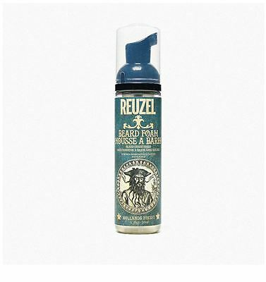 REUZEL Beard Foam Conditioner 2.36 Oz NEW