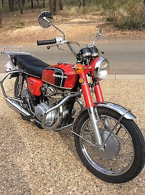 1971 cb 350 Honda totally original 4303  thousand miles Aust bike