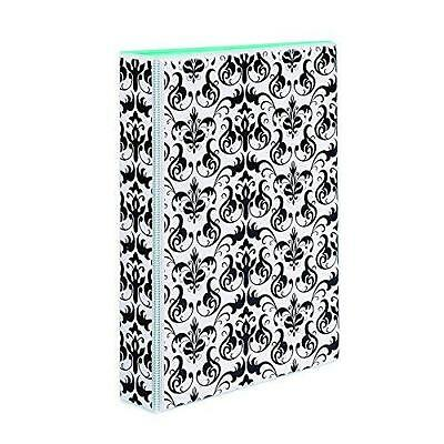 Avery 5-1/2 x 8-1/2 Inches Mini Durable Style Binder with 1-Inch Round Rings,