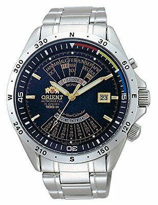 ORIENT SEU03002DH Automatic Multiyear calendar Men's Watch NEW JAPAN