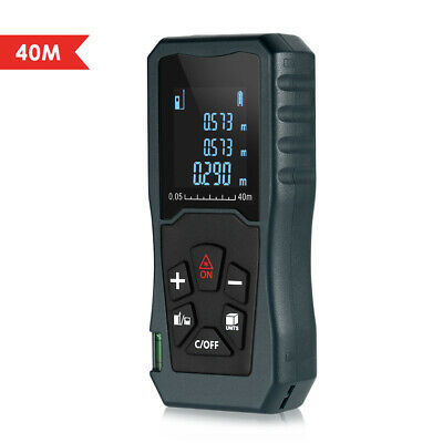 20-600M Digital Laser Distance Meter Measurer Area Volume Range Finder Measure