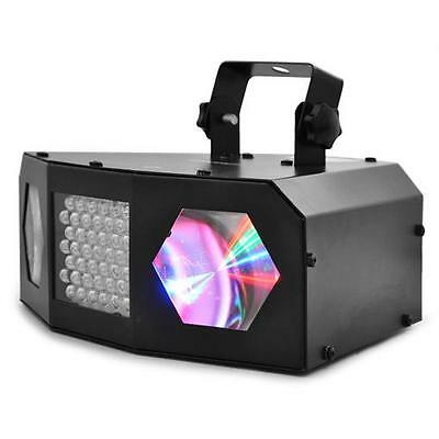 New Sound Controlled Led Light Effect Moonflower Strobe *free P&p Special Offer