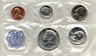 USA 1964 Proof Set