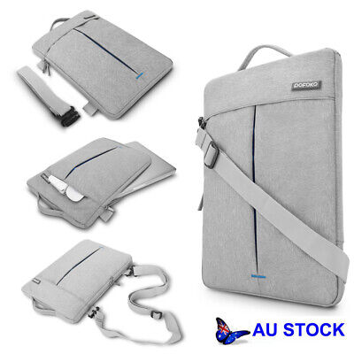 Shoulder bag carry case sleeve pouch For Apple 12.9-inch Ipad pro / macbook Air