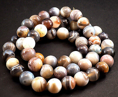 Ancient Near Eastern RARE Pink Orange Natural Eye Agate Bead old Mala Bead
