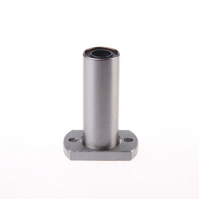 1PCS LMH8LUU 8mm Flange Linear Motion Bearing Ball Bushing