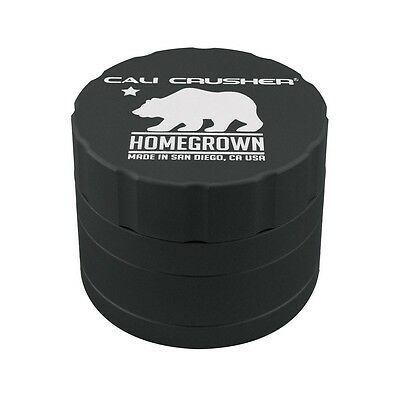 Homegrown 4pc Grinder by Cali Crusher - Piece Herb Shredder