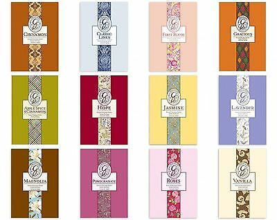 NATURALLY SCENTED  SACHETS  FROM GREENLEAF  115ml