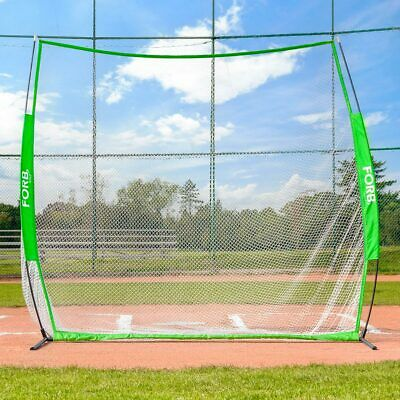 Multi Sport Hitting Net 7ft Football Cricket Golf Practice & Training Garden Net