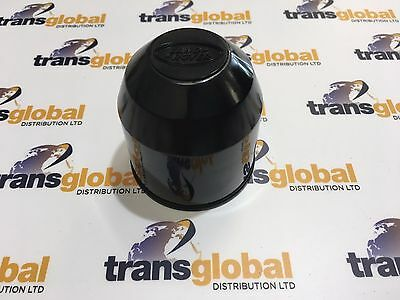 Range Rover Evoque 50mm Black Tow Ball Cover - Genuine LR Part - ANR3635
