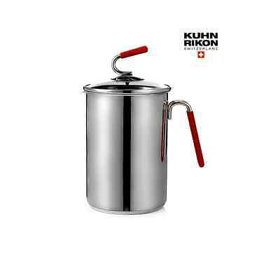 Kuhn Rikon Stainless Steel 2.5L Multi Pot with Basket, Lid and Trivet