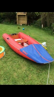inflatable boat Tinker Tramp