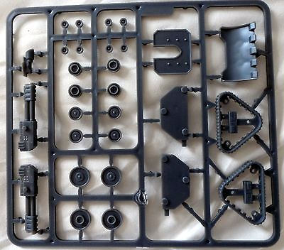 Tracked Gun / Weapon Platform - with accessories - PACK OF SIX