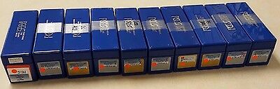 10 Pcgs Blue Storage Boxes - Holds 20 Slabbed Coins Each Box