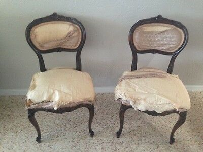French Country Parlor Chairs