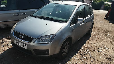 2003 53 Ford Focus C-Max 2.0 Tdci Machine Silver - Breaking For Spares Oil Cap