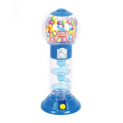 Spiral Gumball Bank Random Colors Gum Chewing Machine Candy Dispenser Bubblegum