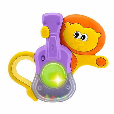 Chicco Musical Rattle - Lion